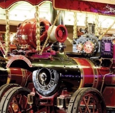 Steam Museum | Thursford | Norfolk | World's Largest Collection