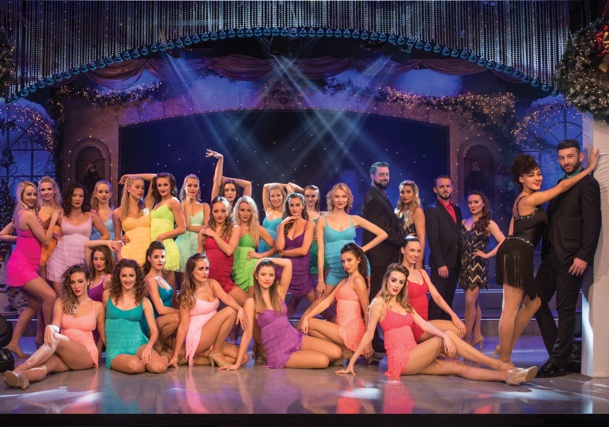 Christmas Spectacular | Thursford | Norfolk | November - December